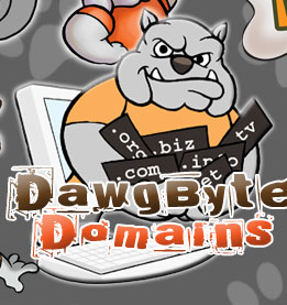 DawgByte Domains